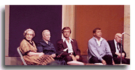 The meeting of the Analytical Psychology Club in Los Angeles