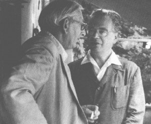 Erich Neumann at Eranos