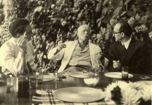 E. Neumann, C. G. Jung, M. Eliade