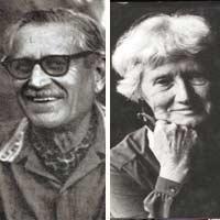 Joseph Wheelwright and Jane Hollister Wheelwright