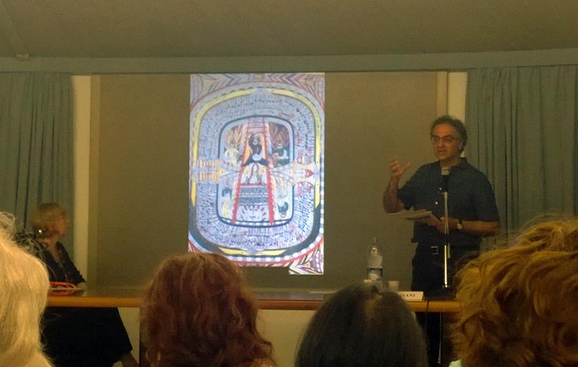 Sonu Shamdasani - Symbolic expressions: Jung, Dada, the mandala and the art of the insane