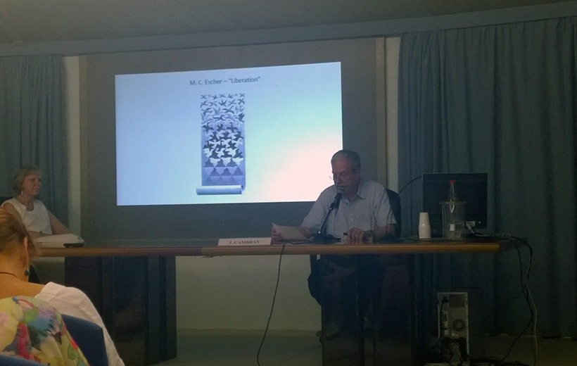 Joe Cambray - Artistic intuition and the psychoid imagination:bridging symbolic and ecological realities