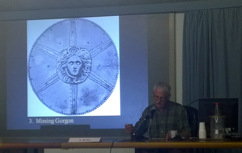 Andreas Jung: Homer's Achilles' shield