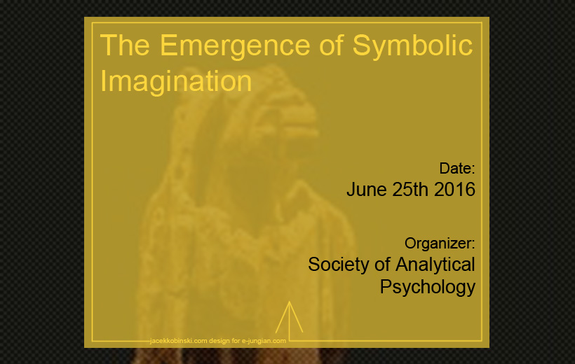 the emergence of symbolic imagination ejungiancome