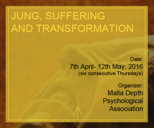 JUNG, SUFFERING AND TRANSFORMATION