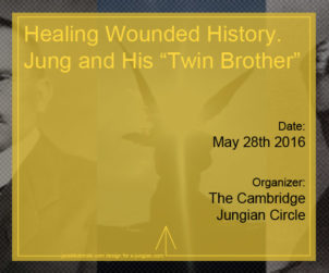 Healing Wounded History Jung and His Twin Brother