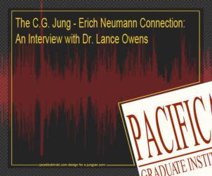 The CG Jung - Erich Neumann Connection