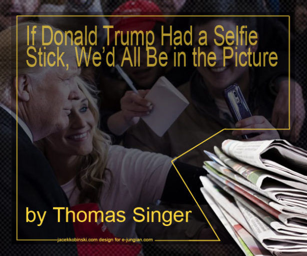If Donald Trump Had a Selfie Stick
